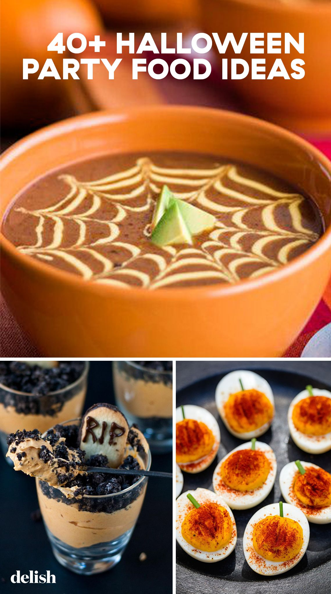 50+ adult halloween party ideas - halloween food for adults—delish