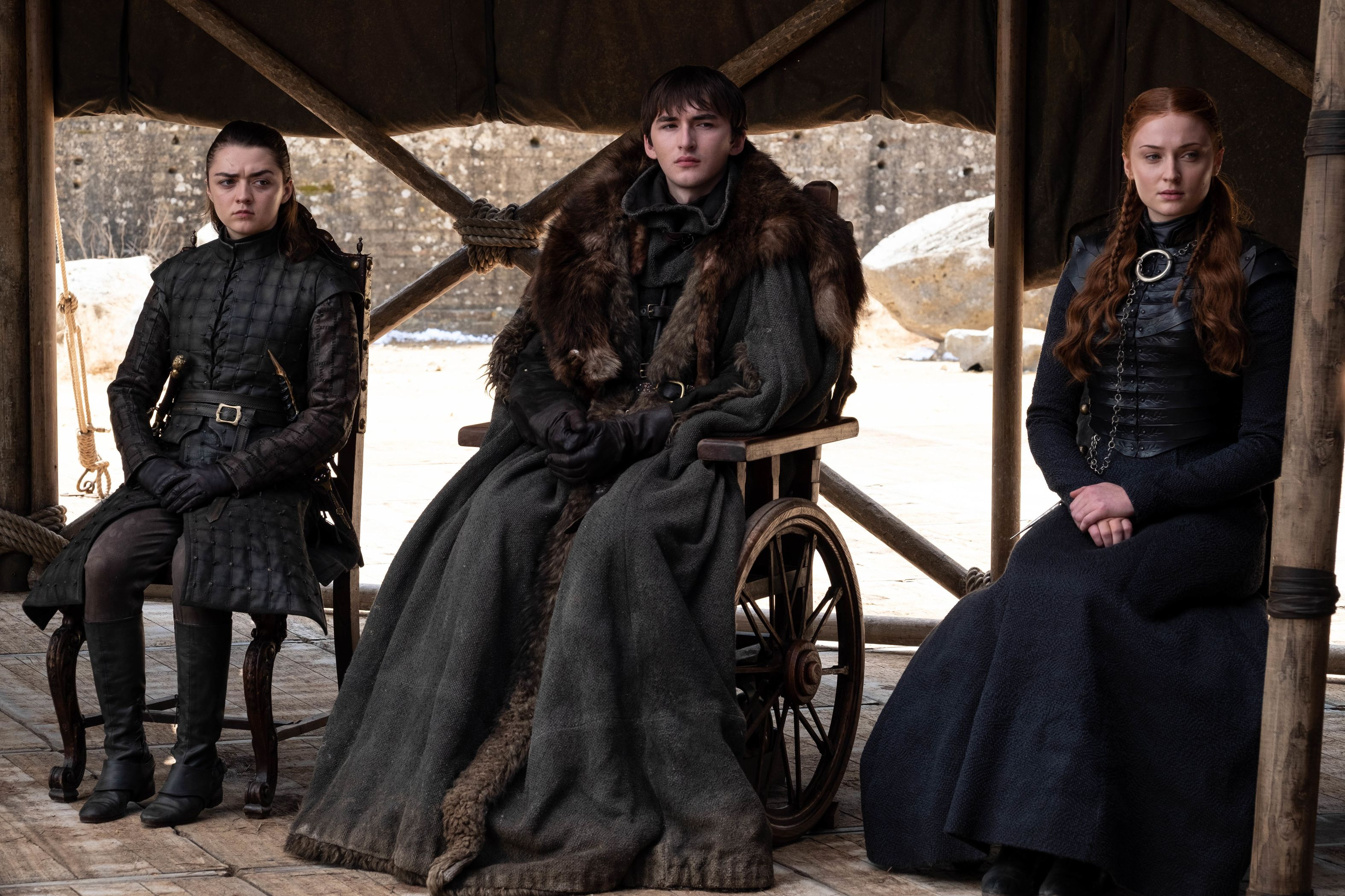 Arya Stark Is Exploring West of Westeros in the Game of Thrones Finale. Here's What That Means.