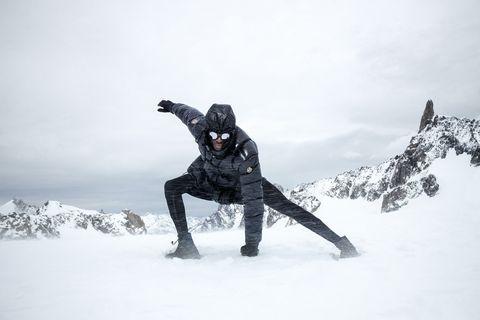 Snow, Winter, Fun, Freezing, Winter storm, Blizzard, Fictional character, Arctic, Art,