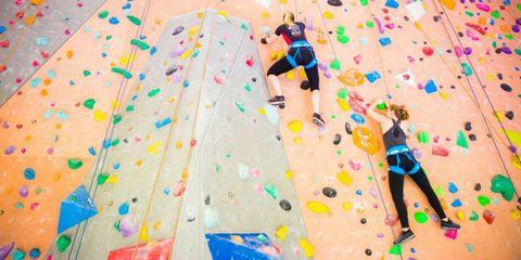Waarom klimmen jouw favoriete sport wordt