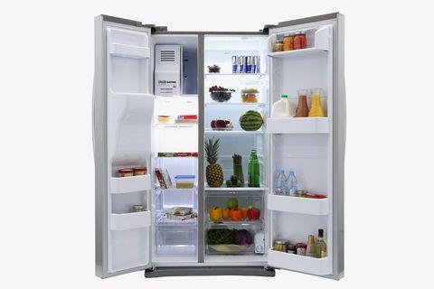 Side By Side Separate Refrigerator And Freezer Bindu