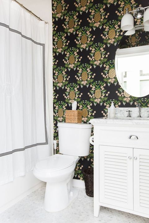 Bold Design Ideas For Small Bathrooms Small Bathroom Decor