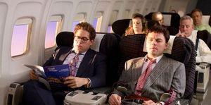 vliegen,vliegpersoneel,vliegtuig, 飛行機, 搭乗, 客室乗務員, チェック, 航空会社, 航空関係者