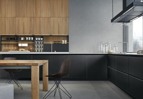 Modernity and minimalism: the strengths of the kitchens by Varenna