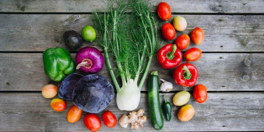 Voedingsstoffen vegetariër