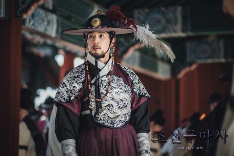 韓劇《朝鮮驅魔師》劇情大綱