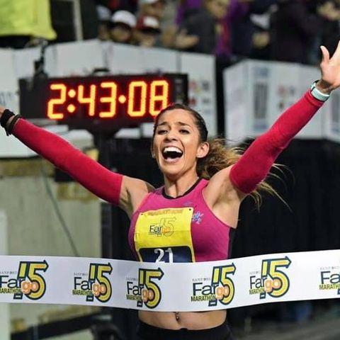 Marathon, Athlete, Individual sports, Arm, Exercise, Muscle, Recreation, Sports, Athletics, Long-distance running,