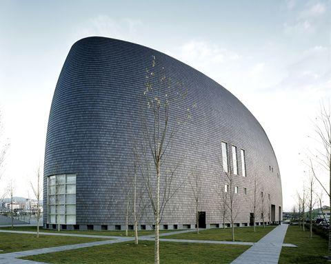 Architecture, Building, Headquarters, Facade, Corporate headquarters,