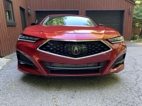 the new generation 2021 acura tlx