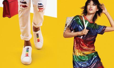 MICHAEL Michael Kors推出彩虹膠囊系列