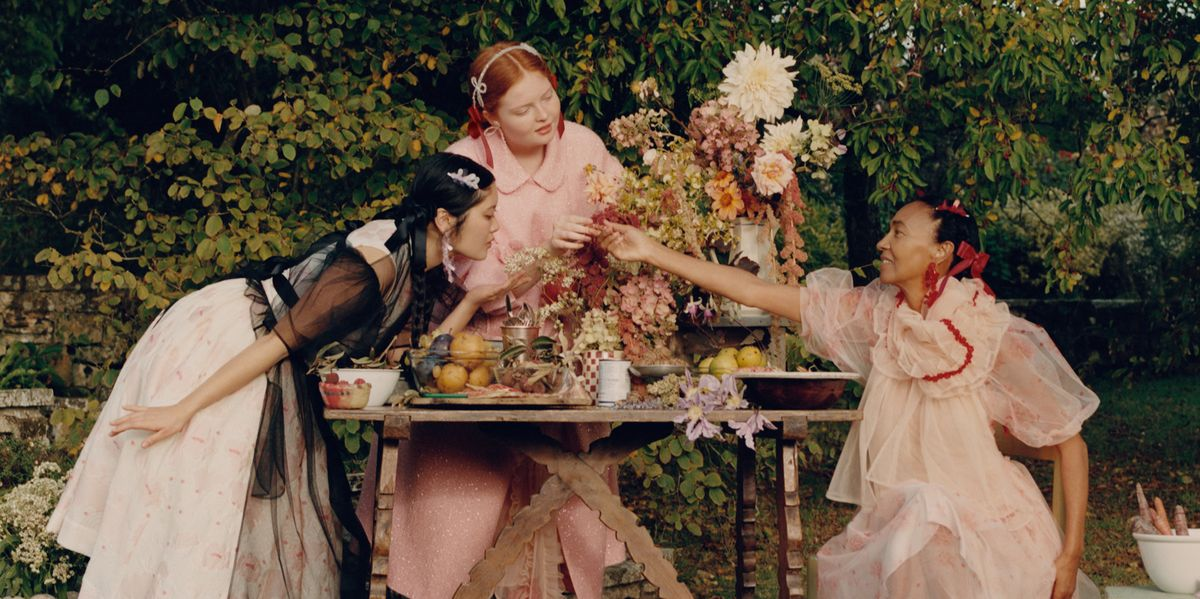 Let the Simone Rocha x H&M Campaign Spirit You Away to the Countryside