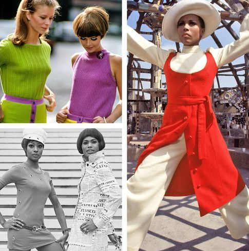 1960's fashion trends
