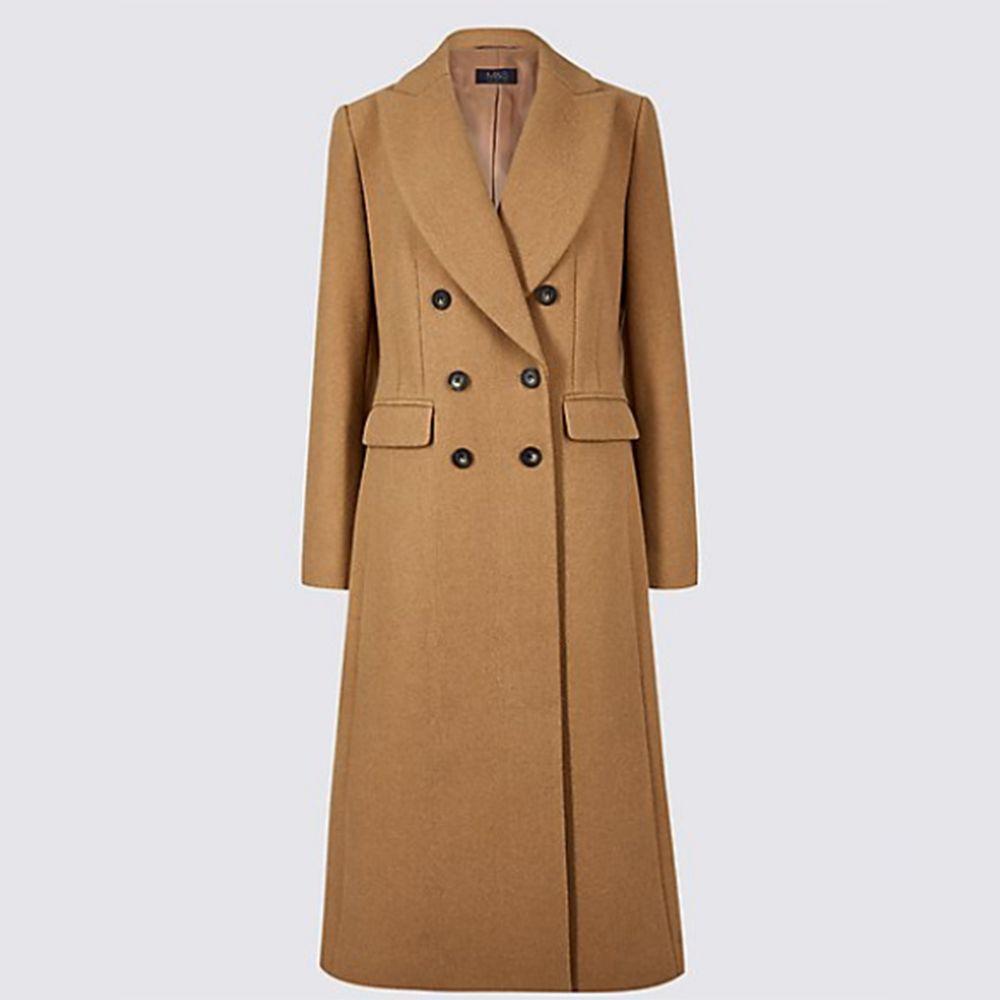 Best women's winter coats 2018: Marks & Spencer coat