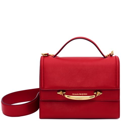 Handbag, Bag, Red, Fashion accessory, Product, Leather, Shoulder bag, Material property, Luggage and bags, Magenta,