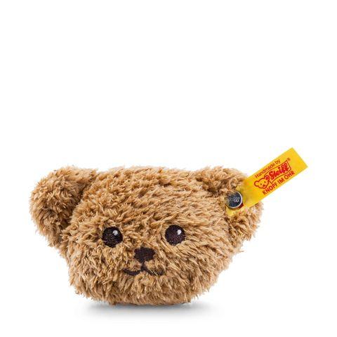 Teddy bear, Stuffed toy, Plush, Brown, Toy, Beige, Fashion accessory,