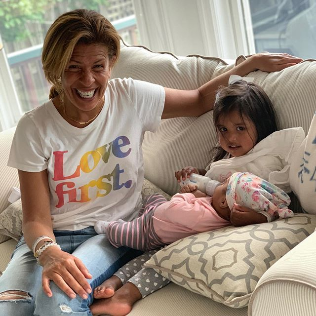 Hoda Kotb Reveals the Sweet Moment She Had with Her Daughter Before Returning to 'Today'