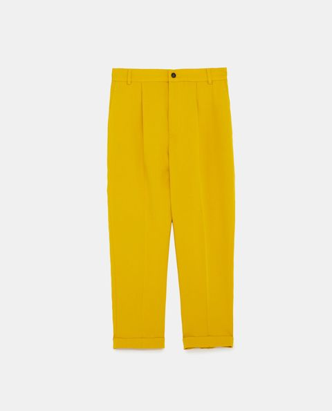 Clothing, Yellow, Sportswear, Active pants, Trousers, sweatpant, Shorts, Active shorts,