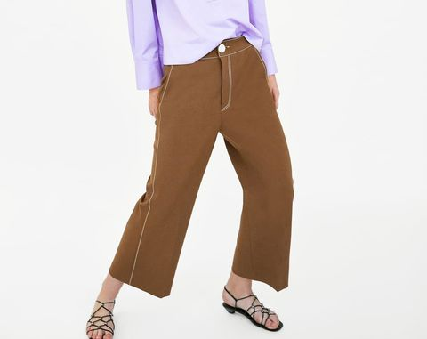 Clothing, Khaki, Brown, Trousers, Waist, Suit trousers, Pocket, Leg, Beige, Jeans,