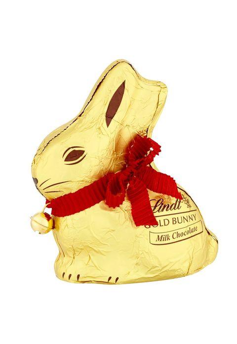 lindt milk chocolate bunny