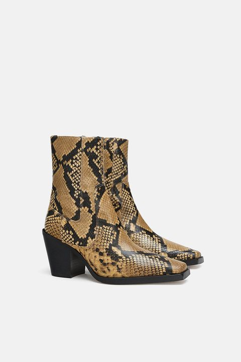 Footwear, Boot, Shoe, Beige, Tan, High heels, Durango boot, Visual arts, Wedge, Cowboy boot,