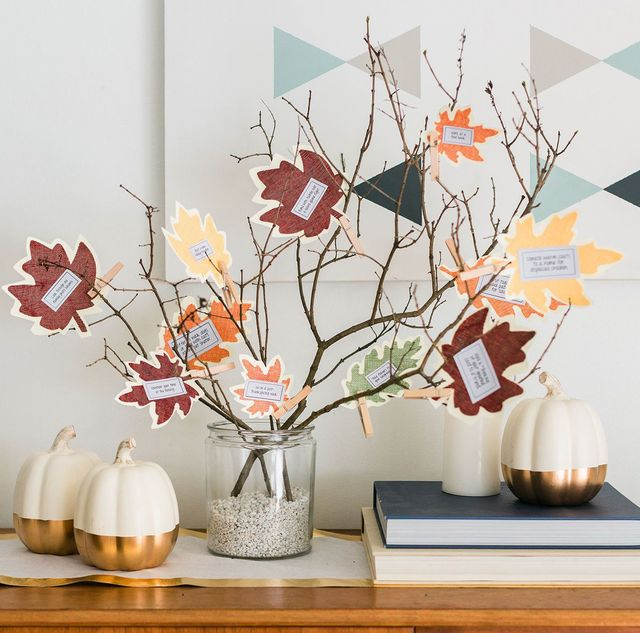 thankful tree   thanksgiving branches with prompts