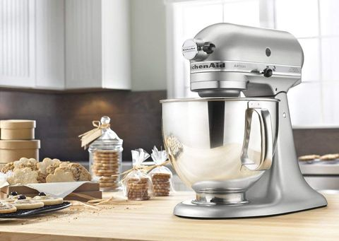Mixer, Small appliance, Room, Kitchen appliance, Home appliance, Kitchen, Machine, Tableware,