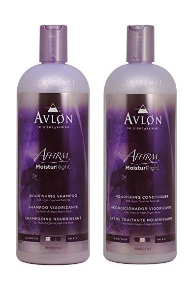 Avlon Affirm MoisturRight Shampoo and Conditioner