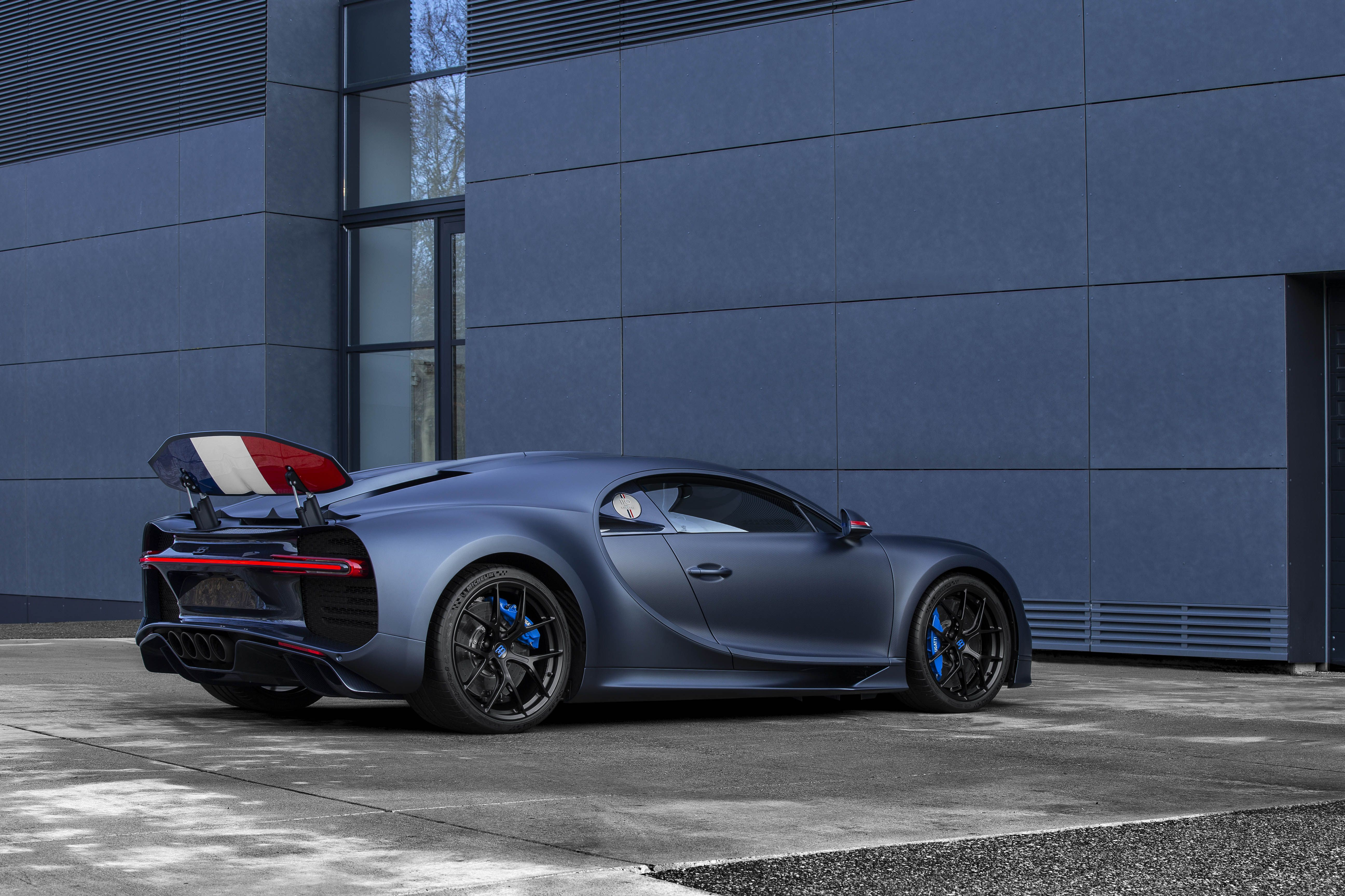 Bugatti Chiron Sport 110 Ans First Chiron Special Edition