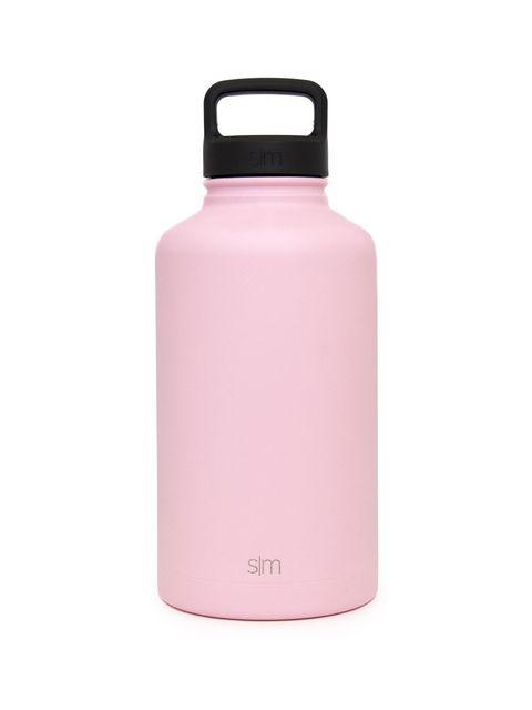 Bottle, Water bottle, Pink, Product, Plastic bottle, Drinkware, Tableware, Magenta, Plastic, Home accessories,