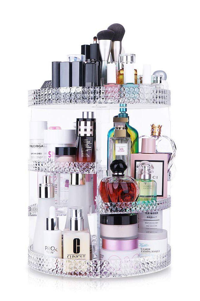 Organizadores maquillaje