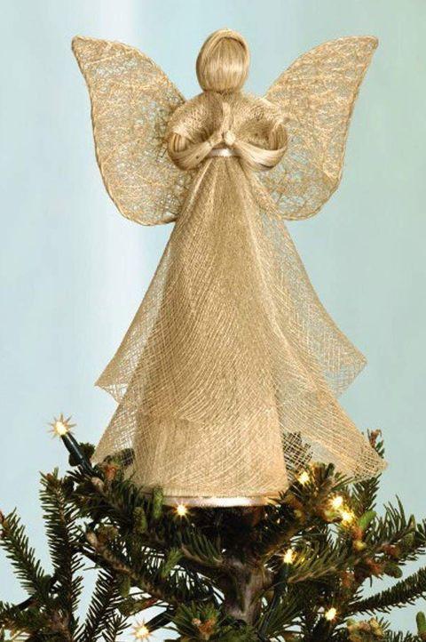 Angel Christmas Tree Topper.20 Best Christmas Tree Toppers Cute Christmas Tree Decorations