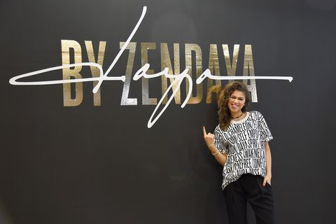 Zendaya Thinks Other Celebs      Forget      About Plus Sizes in Their     Cosmopolitan