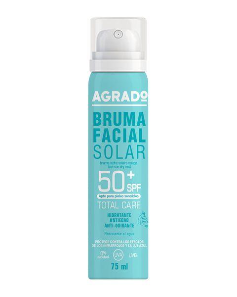 bruma solar de agrado cosmetics