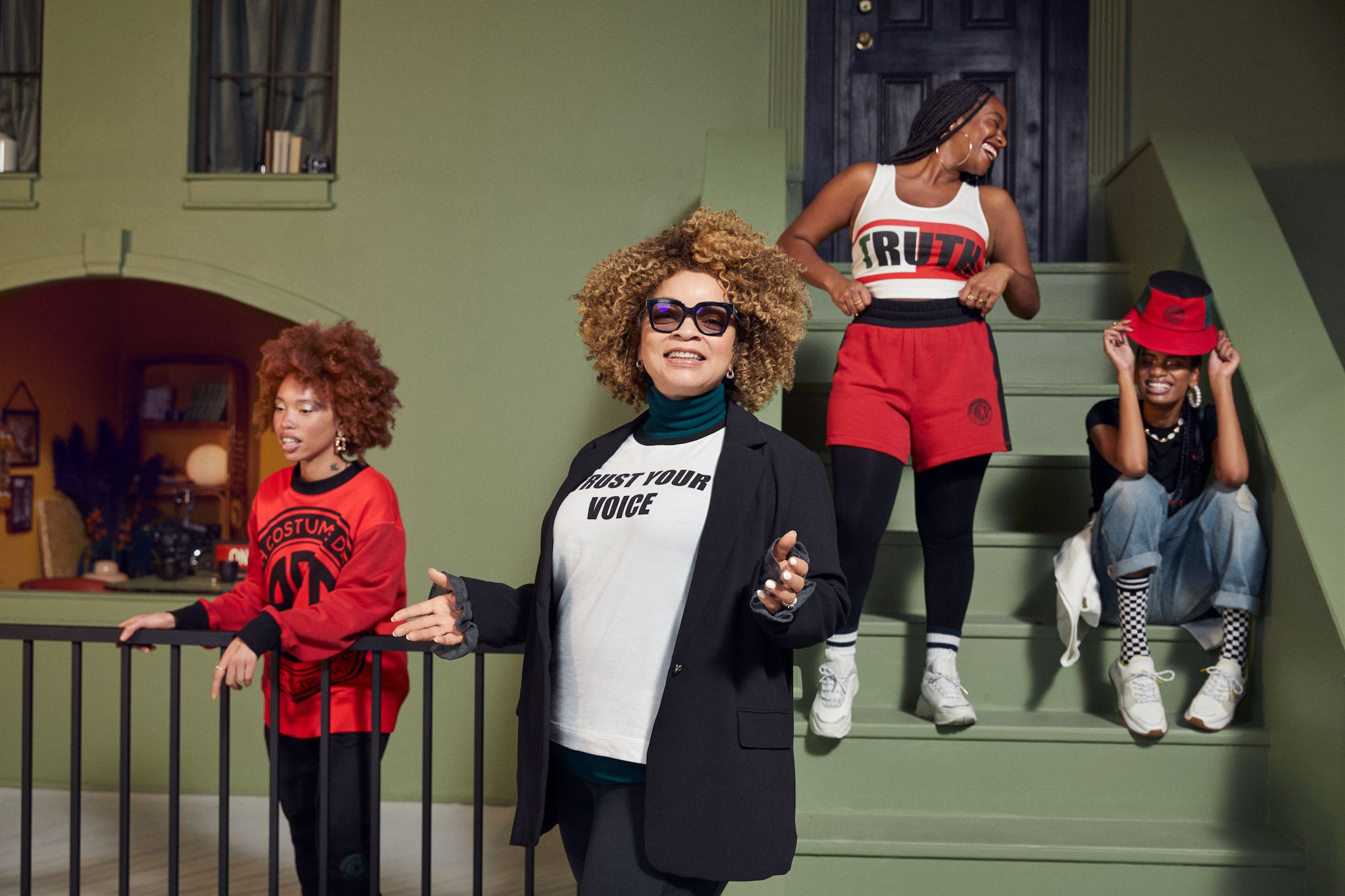 H&M Teams Up With Legendary Costume Designer Ruth Carter for Black History Month