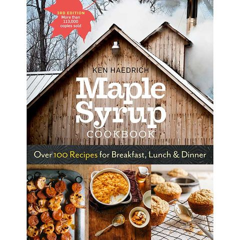 Surprisingly Healthy Recipes With Maple Syrup