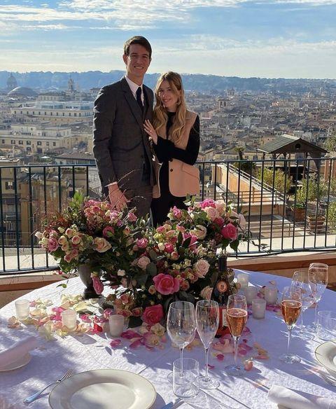 lvmh二公子與太子妃結婚了