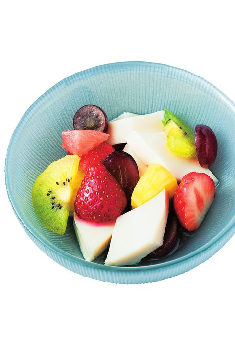 Food, Dish, Fruit salad, Cuisine, Ingredient, Fruit, Salad, Produce, Kiwifruit, Sweetness,