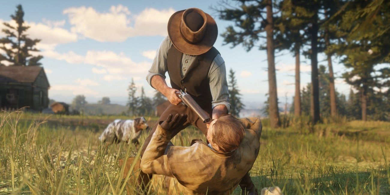 These New 'Red Dead Redemption 2' Screenshots Will Get You Far Too Excited For A Monday