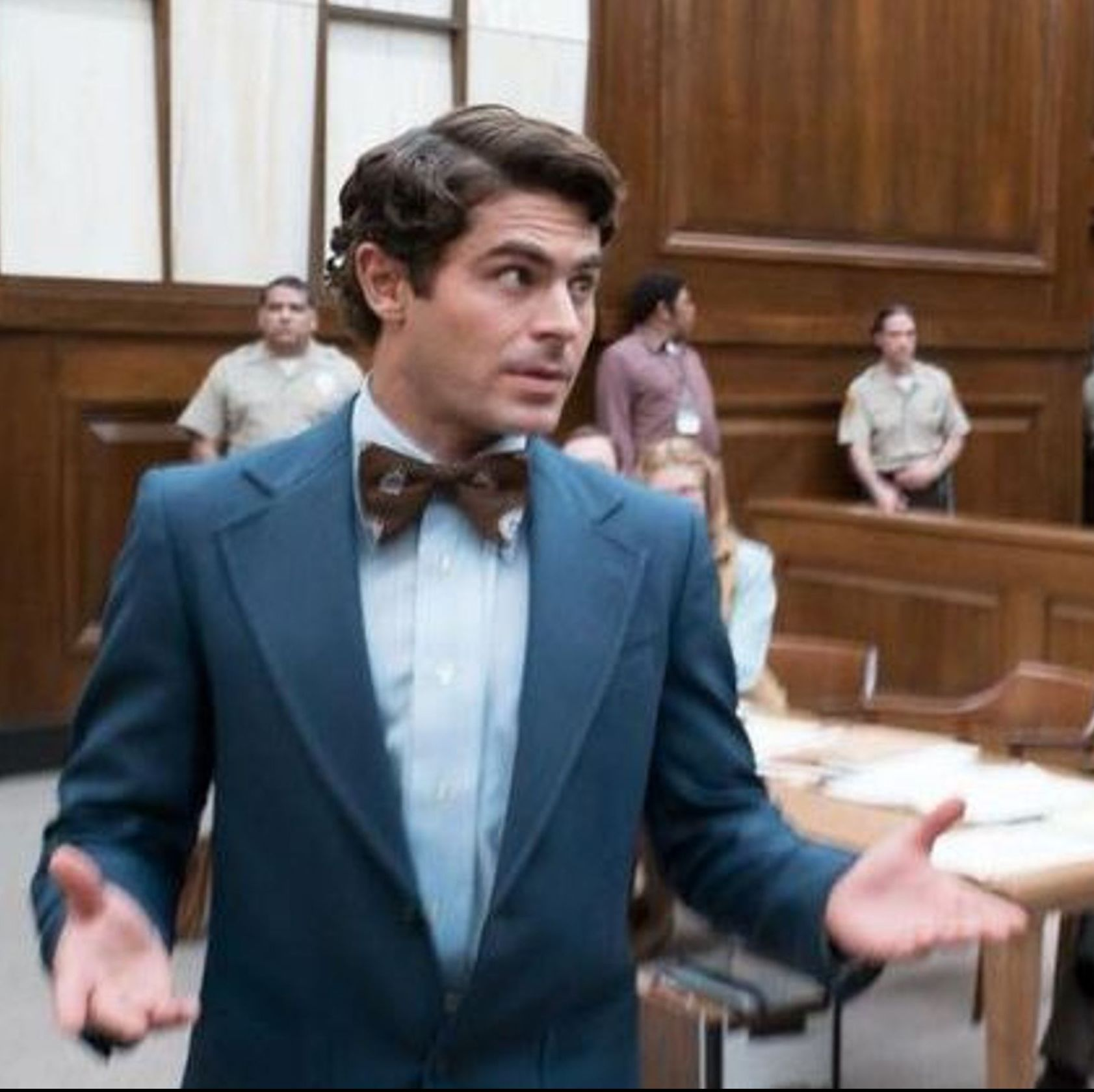 Zac Efron plays Bundy in Netflix's Extremely Wicked, Shockingly Evil and Vile. The killer studied law for a time, and represented himself in court.