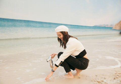 明星vs模特兒比一比 -Chanel 2019春夏時裝秀 -張鈞甯 桂綸鎂 林允 馬思純 小松菜奈 Jennie