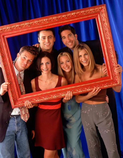 《friends 六人行》重聚!是他們讓我相信,友情比愛情更值得