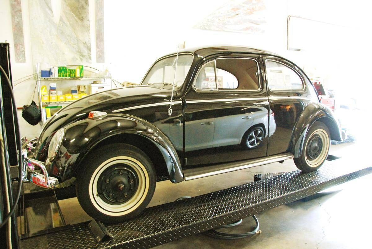 this 23-mile 1964 volkswagen beetle is for sale at $1,000,000  car and driver