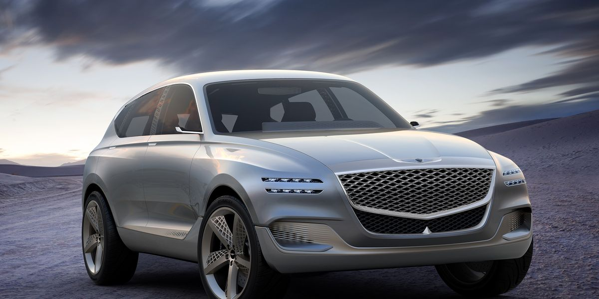 The First Genesis SUV Is Coming in 2020