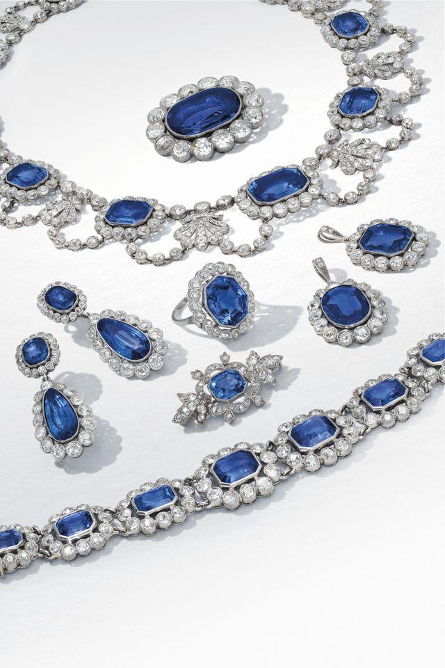 gioielli figlia di napoleone