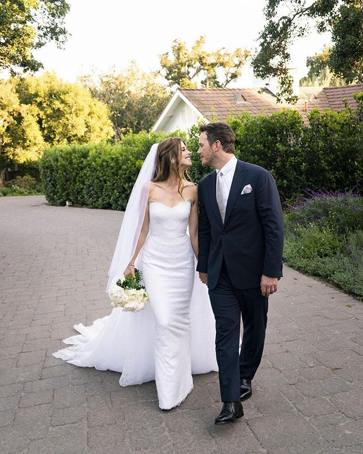Chris Pratt & Katherine Schwarzenegger Wedding - When Will Pratt ...