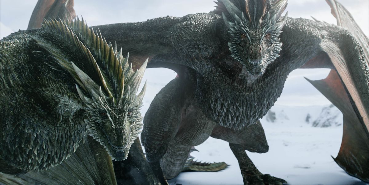 Did a Dragon Die on Game of Thrones