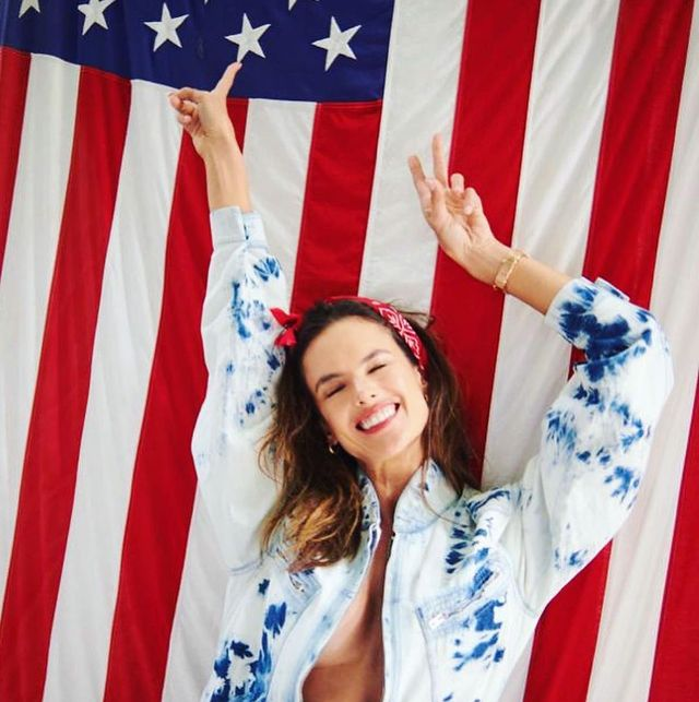 The Best Instagrams Of Celebrities Celebrating The Fourth Of July