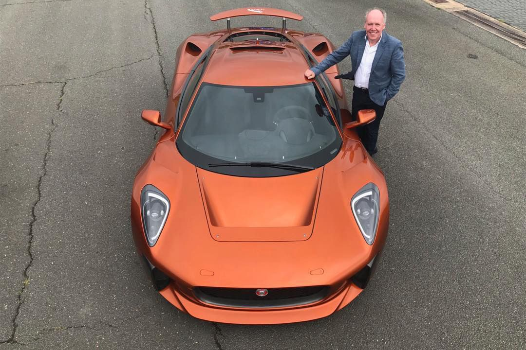 Ian Callum, The Man Who Shaped Modern Jaguar, Launches an All-Star Design Company