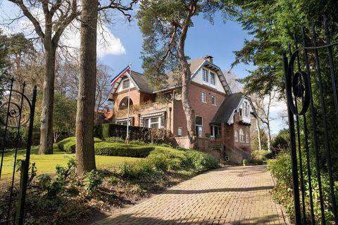 huis te koop, bloemendaal, villa