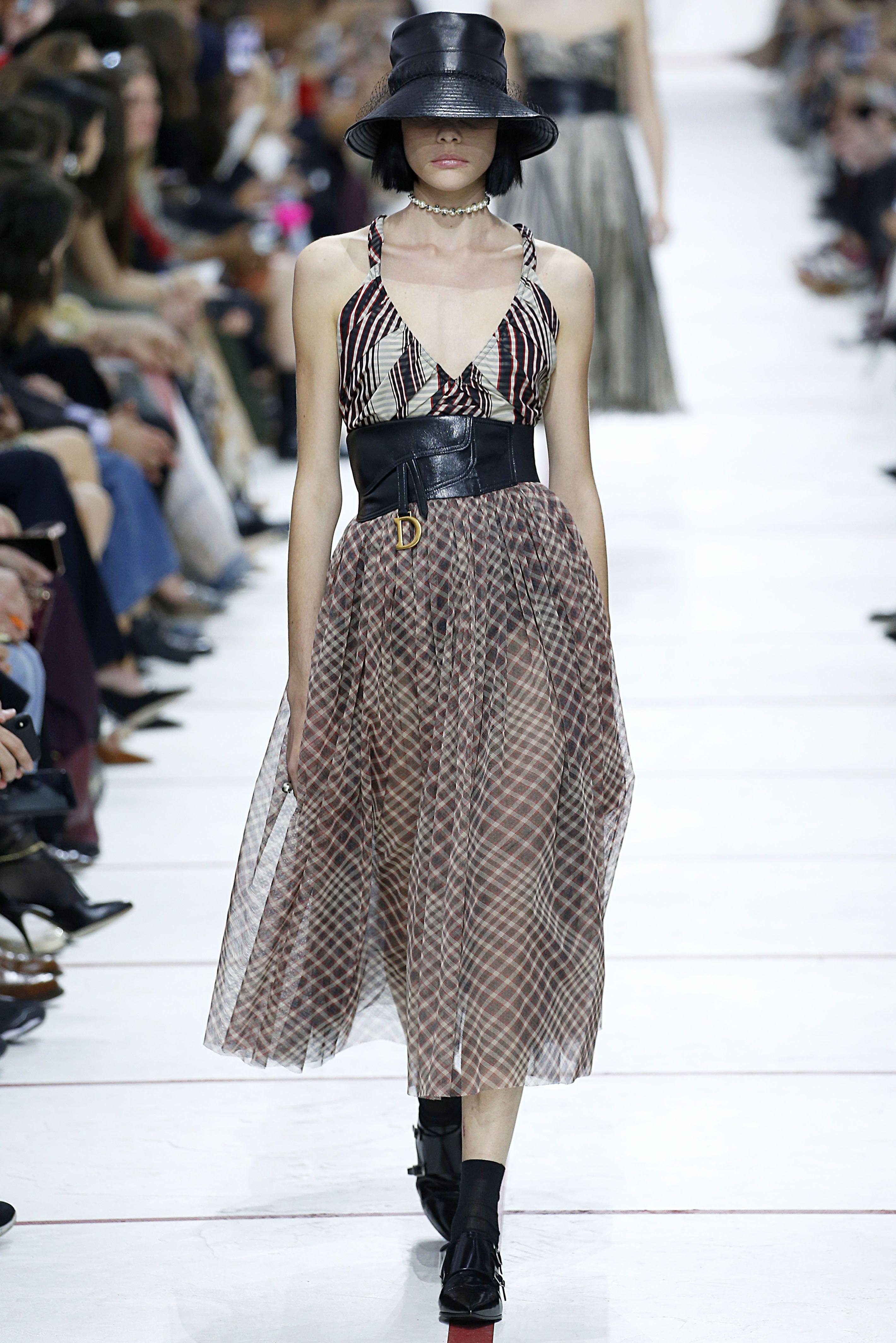 Paris Fashion Week Christian Dior Fall 2019 Review-Dior Bucket Hats ddf4a0ab198b